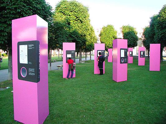 Aus dem Leben / curated with Hannes Sulzenbacher / Vienna 2001